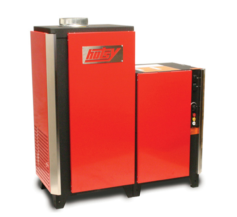 Hotsy 900/1400 Series hot water pressure washers