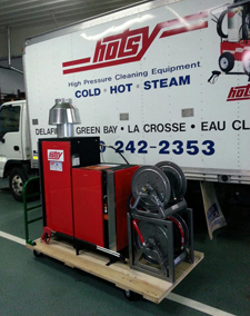 Hotsy Cleaning Systems Image Gallery